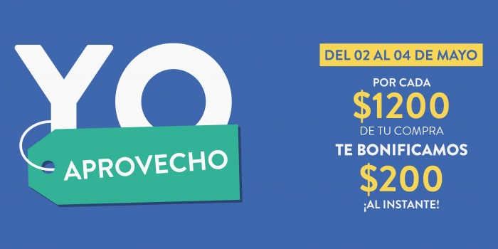 #YOAPROVECHO